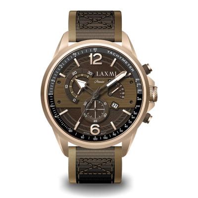 ساعت مچی مردانه اصل | برند لاکسمی | مدل laxmi-8104-3