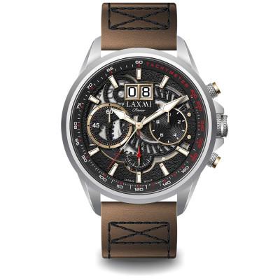 ساعت مچی مردانه اصل | برند لاکسمی | مدل laxmi-8105-1
