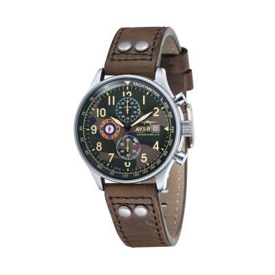 ساعت مچی مردانه اصل | برند ای وی ایت | مدل AV-4011-09