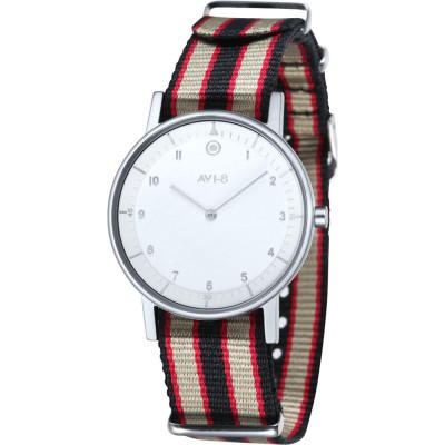 ساعت مچی مردانه اصل | برند ای وی ایت | مدل AV-4023-04