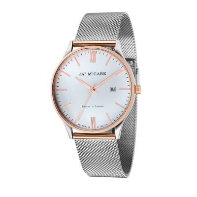 ساعت مچی مردانه اصل | برند جیمز مکیب | مدل JM-1016-CC