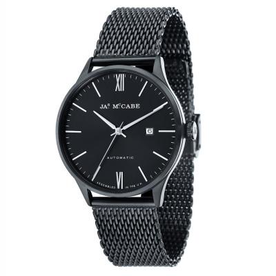 ساعت مچی مردانه اصل | برند جیمز مکیب | مدل JM-1025-BB