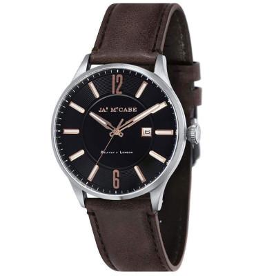 ساعت مچی مردانه اصل | برند جیمز مکیب | مدل JM-1027-01