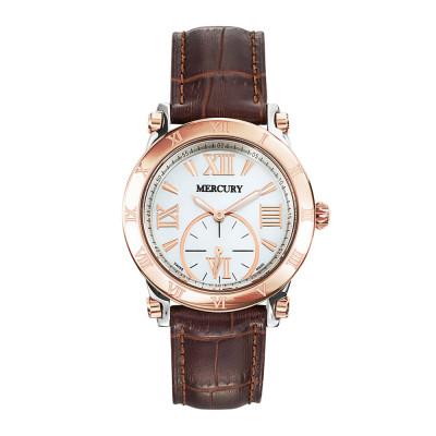 ساعت مچی زنانه اصل | برند مرکوری | مدل ME255-SRL-7