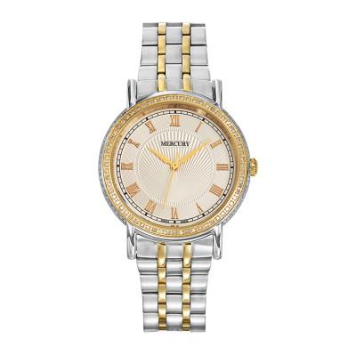 ساعت مچی زنانه اصل | برند مرکوری | مدل ME280-SG-D-1