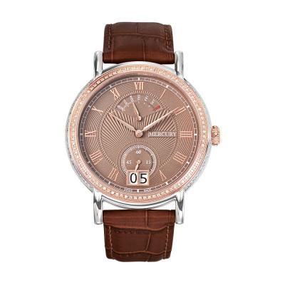 ساعت مچی مردانه اصل | برند مرکوری | مدل ME285-SRL-D-4