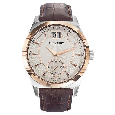ساعت مچی مردانه اصل | برند مرکوری | مدل ME315-SRL-1