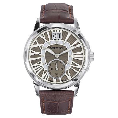 ساعت مچی مردانه اصل | برند مرکوری | مدل ME325-SL-2