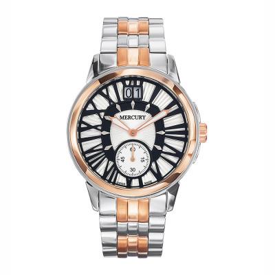 ساعت مچی مردانه اصل | برند مرکوری | مدل ME325-SR-1