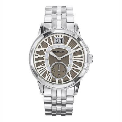 ساعت مچی مردانه اصل | برند مرکوری | مدل ME325-SS-2