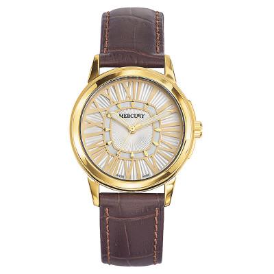 ساعت مچی زنانه اصل | برند مرکوری | مدل ME330-GL-1