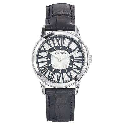 ساعت مچی زنانه اصل | برند مرکوری | مدل ME330-SL-1