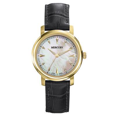ساعت مچی زنانه اصل | برند مرکوری | مدل ME380-GL-7