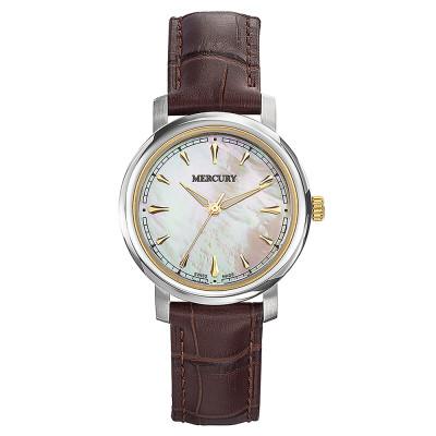 ساعت مچی زنانه اصل | برند مرکوری | مدل ME380-SGL-7