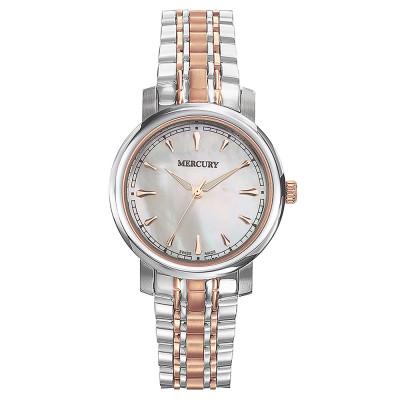 ساعت مچی زنانه اصل | برند مرکوری | مدل ME380-SR-7