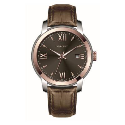 ساعت مچی مردانه اصل | برند مرکوری | مدل ME410-SRL-4