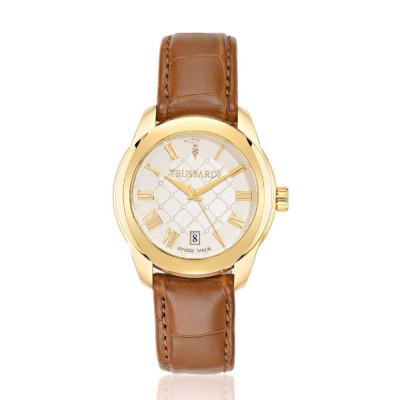 ساعت مچی زنانه اصل | برند تروساردی | مدل TR-R2451100502