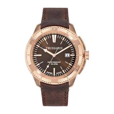ساعت مچی مردانه اصل | برند تروساردی | مدل TR-R2451101001