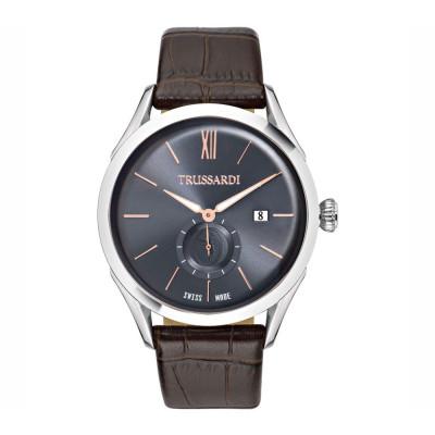 ساعت مچی مردانه اصل | برند تروساردی | مدل TR-R2451105005