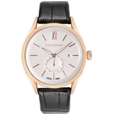 ساعت مچی مردانه اصل | برند تروساردی | مدل TR-R2451105006