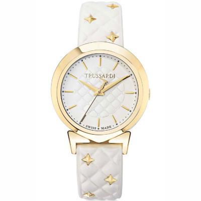 ساعت مچی زنانه اصل | برند تروساردی | مدل TR-R2451105503
