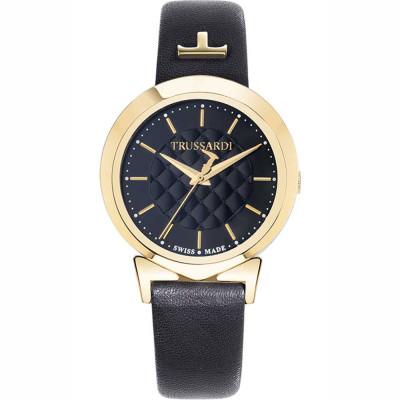 ساعت مچی زنانه اصل | برند تروساردی | مدل TR-R2451105506