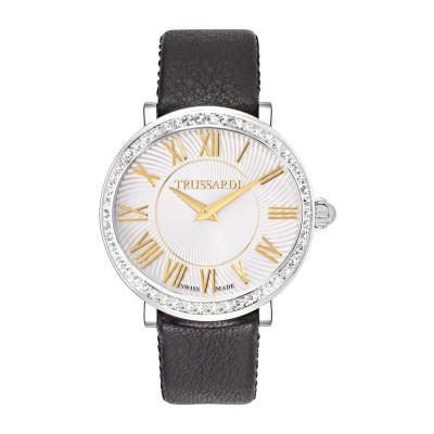 ساعت مچی زنانه اصل | برند تروساردی | مدل TR-R2451106504