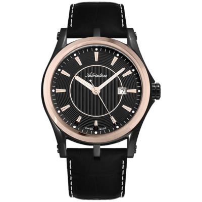 ساعت مچی مردانه اصل | برند آدریاتیکا | مدل A1094.K214Q