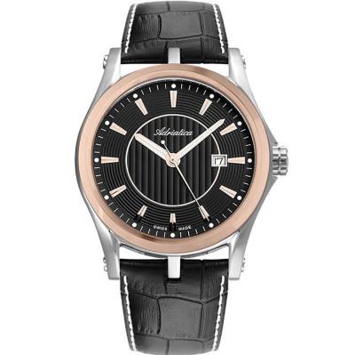 ساعت مچی مردانه اصل | برند آدریاتیکا | مدل A1094.R216Q
