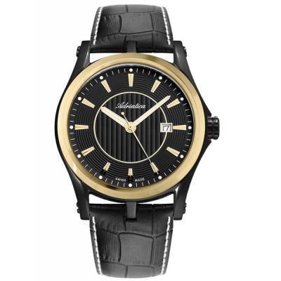ساعت مچی مردانه اصل | برند آدریاتیکا | مدل A1094.X214Q
