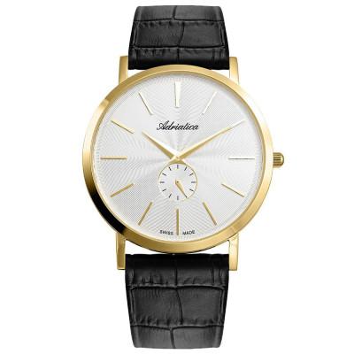ساعت مچی مردانه اصل | برند آدریاتیکا | مدل A1113.1213Q