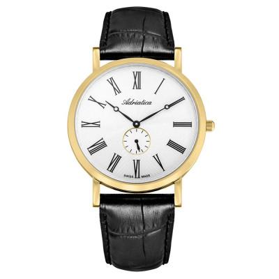 ساعت مچی مردانه اصل | برند آدریاتیکا | مدل A1113.1233Q