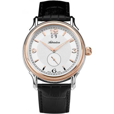ساعت مچی مردانه اصل | برند آدریاتیکا | مدل A1126.R253Q