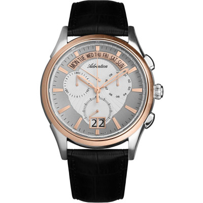 ساعت مچی مردانه اصل | برند آدریاتیکا | مدل A1193.R213CH