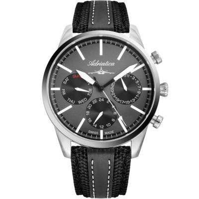 ساعت مچی مردانه اصل | برند آدریاتیکا | مدل A8185.5217QF