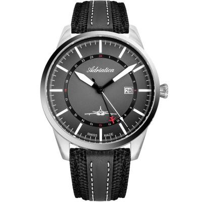 ساعت مچی مردانه اصل | برند آدریاتیکا | مدل A8186.5217Q