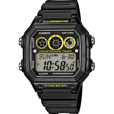 ساعت مچی مردانه اصل | برند کاسیو | مدل AE-1300WH-1A