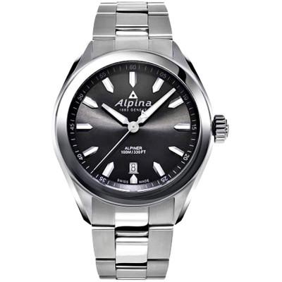 ساعت مچی مردانه اصل | برند آلپینا | مدل AL-240GS4E6B
