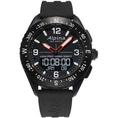 ساعت مچی مردانه هوشمند اصل | برند آلپینا | مدل AL-283LBB5AQ6