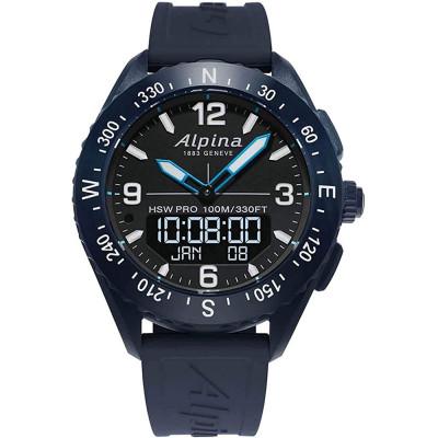 ساعت مچی مردانه هوشمند اصل | برند آلپینا | مدل AL-283LBN5NAQ6
