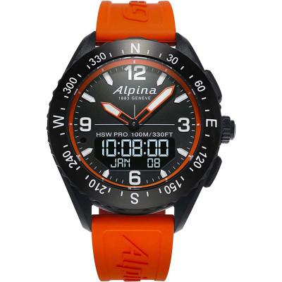ساعت مچی مردانه هوشمند اصل | برند آلپینا | مدل AL-283LBO5AQ6