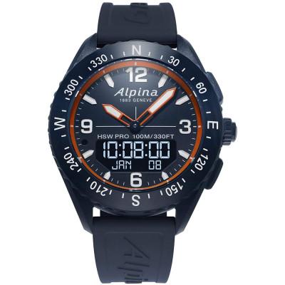 ساعت مچی مردانه هوشمند اصل | برند آلپینا | مدل AL-283LNO5NAQ6