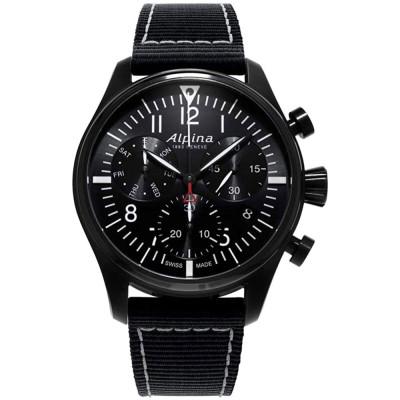 ساعت مچی مردانه اصل | برند آلپینا | مدل AL-371BB4FBS6