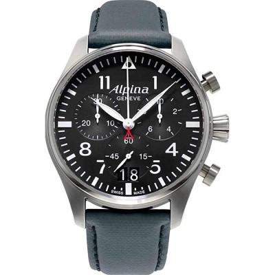 ساعت مچی مردانه اصل | برند آلپینا | مدل AL-372B4S6