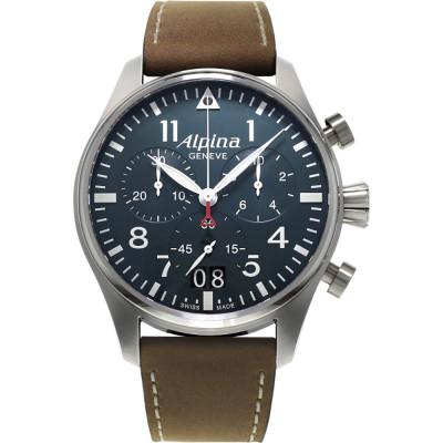 ساعت مچی مردانه اصل | برند آلپینا | مدل AL-372N4S6