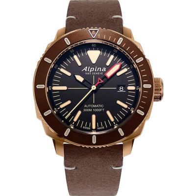 ساعت مچی مردانه اصل | برند آلپینا | مدل AL-525LBBR4V4