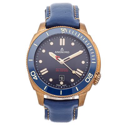 ساعت مچی مردانه اصل | برند آنونیمو | مدل AM-1002-07-005-A07