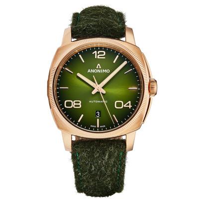ساعت مچی مردانه اصل | برند آنونیمو | مدل AM-4000-04-466-F66