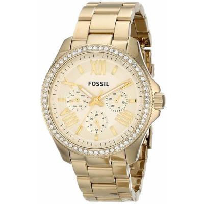 ساعت مچی زنانه اصل | برند فسیل | مدل AM4482