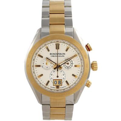 ساعت مچی مردانه اصل | برند رومانسون | مدل AM6A06HMCCA1R5